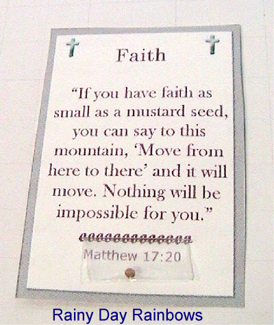 mustard seed faith card