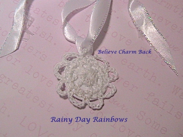 Believe Charm Back