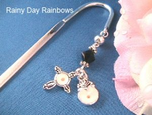 mustard seed charms bookmark