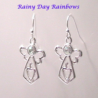 Littlest Angel Earrings