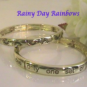 Footprints In The Sand Bracelets Golden