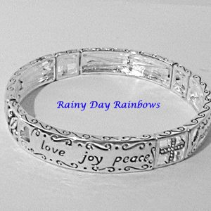 Fruit of the Spirit Stretch Bracelet