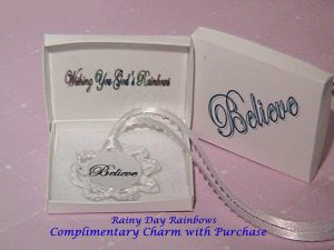Rainy Day Rainbows Complimentary Charm with Purchase