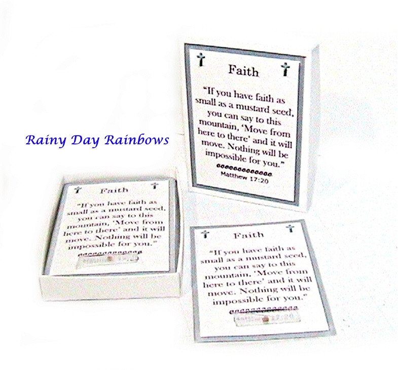 Mustard Seed Faith Cards