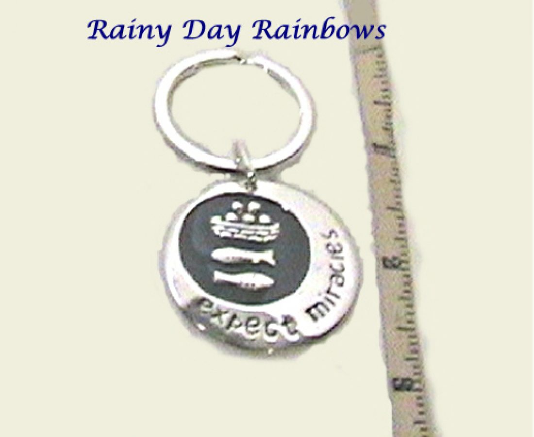 expect miracles keychain