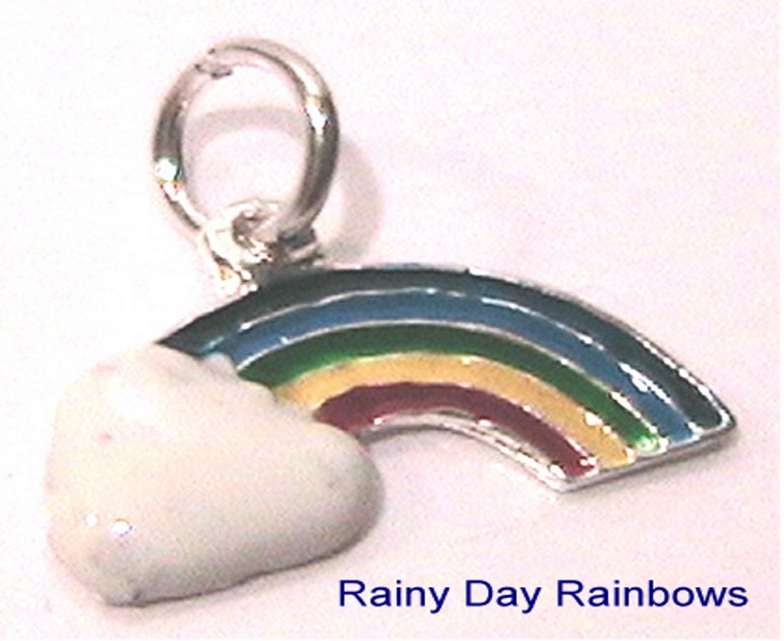 Rainbow of the Lord Charm 12a
